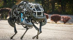 De ce renunță Google la planul de a crea roboții viitorului
