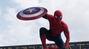 Captain America Civil War ni-l arată pe Spider-Man în noul trailer