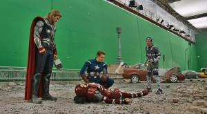 Cum arată filmele celebre înainte și după efectele speciale