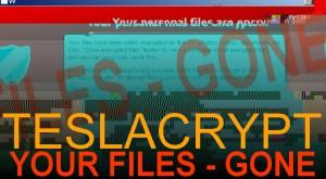 Cel mai nou ransomware TeslaCrypt se remediază doar contra cost