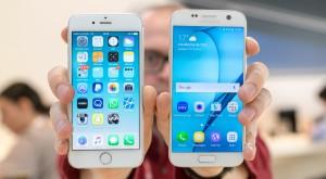 iPhone 6S vs Galaxy S7 – test comparativ de performanță foto