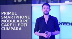 Playtech News Bytes: LG G5 a ajuns la noi în platou