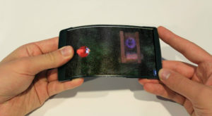 HoloFlex: viitorul smartphone e holografic și flexibil