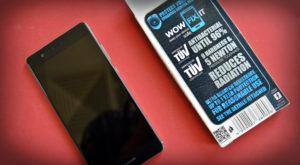 WowFixit este un gel care se vrea înlocuitor pentru foliile protectoare și e disponibil în România