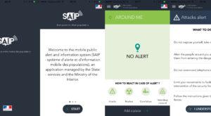 Înainte de România-Franța de la Euro 2016, francezii lansează o aplicație care te avertizează în caz de atentat