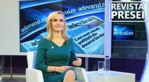 Revista presei: Rezultate alegeri locale 2016 în București – Gabriela Firea, primar al Capitalei