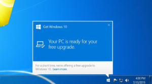 Cum scapi de upgrade la Windows 10