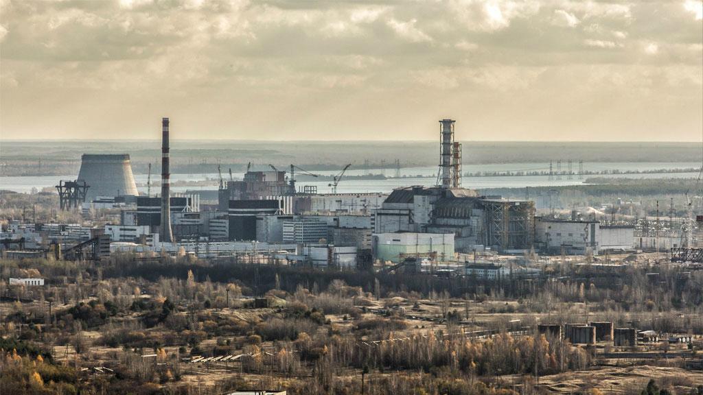 Ucrainenii au de gând să producă energie solară la Cernobîl