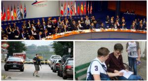 Revista presei: cinci polițiști uciși la un protest în SUA; ultima zi de Bacalaureat; summitul NATO deranjează Rusia