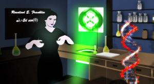 Rosalind Franklin, femeia care a descoperit structura ADN-ului