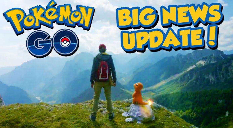 Pokemon Go primește un update care mai rezolvă din nemulțumiri
