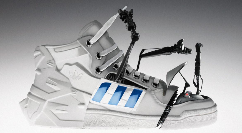 Adidas: pentru oameni, de către roboții din fabrici