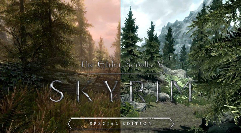 Skyrim Remastered e disponibil pentru precomandă și vine cu noutăți