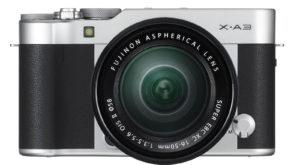 Fujifilm X-A3 este ce mai accesibil și atrăgător mirrorless al companiei