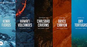 La 360 de grade: Google vă plimbă prin parcurile naționale din SUA