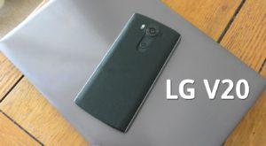 LG V20 va veni cu avantaje importante în fața Galaxy Note 7