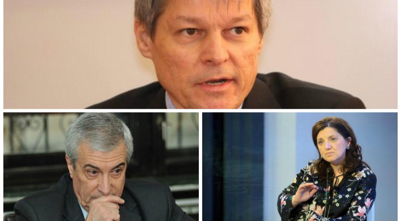 Revista presei: Dacian Cioloș atacă PSD; ministrul Justiției îl amenință pe Ponta; Tăriceanu, judecat la Curtea Supremă