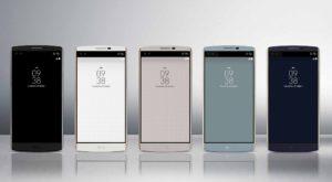 Primul telefon preinstalat cu Android 7: Totul despre LG V20