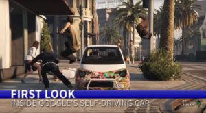 Mașinile autonome își îmbunătățesc performanțele cu ajutorul GTA