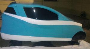 Mașina electrică românească low-cost ar putea arăta așa