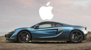 McLaren neagă ideea unei investiții din partea Apple