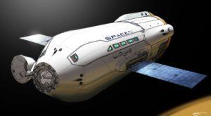 Elon Musk a dezvăluit nava spațială ce va duce oameni pe Marte