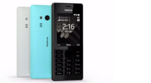 Nokia 216, un nou telefon lansat de Microsoft
