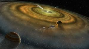 Descoperirea care ar putea schimba ce știam despre formarea Sistemului Solar