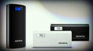 Bateriile portabile cu display digital îți afișează cantitatea de energie rămasă