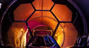Cel mai mare telescop din spațiu va fi construit de roboți