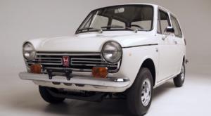 Honda a restaurat prima mașină vândută în SUA [VIDEO]