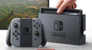Nintendo Switch ar putea fi consola perfectă pentru toate situațiile