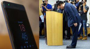 Președintele Samsung Mobile își cere scuze pentru Note 7