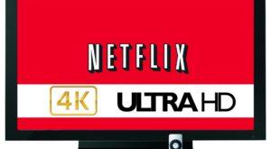 Netflix în 4K funcționează pe PC, dar există multe condiții