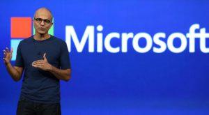 CEO-ul Microsoft vorbește despre alegerile din SUA, dar nu spune nimic