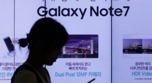 Samsung își cere scuze pentru Galaxy Note 7