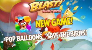 Angry Birds Blast! este o copie de Candy Crush, dar cu păsări nervoase