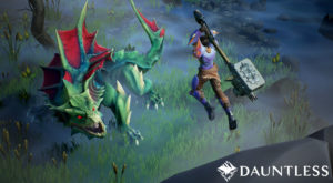 Dauntless este cel mai nou joc free-to-play de la creatorii LoL
