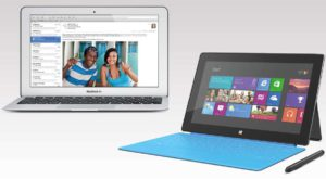 Noile MacBook-uri au facilitat adopția de Microsoft Surface