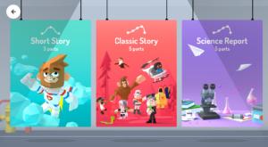 Google Toontastic 3D le permite copiilor să creeze animații simpatice