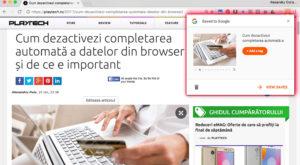 Cum salvezi linkuri în contul Google pentru a le accesa de oriunde