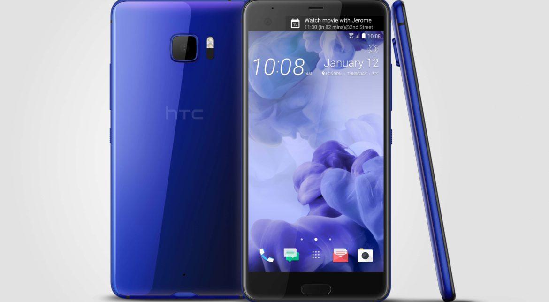 HTC U Ultra și U Play își fac debutul pe piață cu funcții surprinzătoare