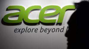 Acer, amendată pentru că a pus în pericol datele utilizatorilor
