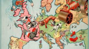 Ce spun aceste hărți neconvenționale despre Europa