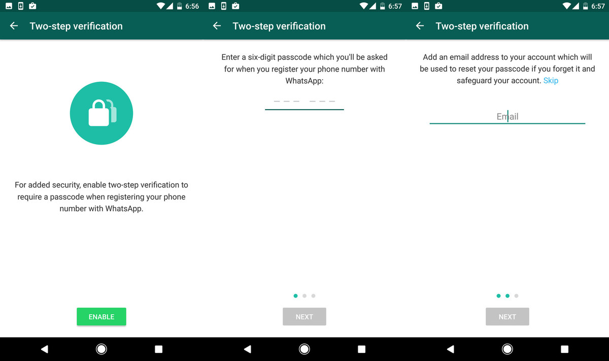 autentificare in doi pasi How-to-enable-Two-Step-verification-for-Android-beta-users