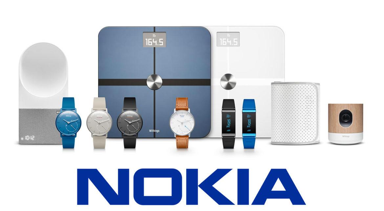 Nokia își adaugă noi produse în portofoliu