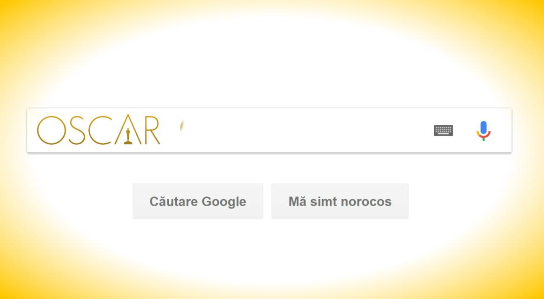 Oscar 2017: ce caută românii pe Google înainte de decernarea premiilor