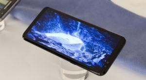 Samsung Galaxy S8 are cel mai impresionant ecran de smartphone