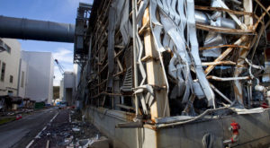 Nici măcar roboții nu pot rezista în zona centralei nucleare Fukushima
