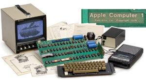 Unul dintre puținele Apple-1 funcționale se va vinde cu o avere la licitație